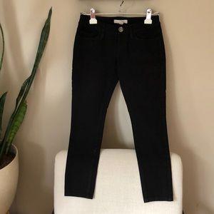 Banana republic black Sloan fit skinny leggings.